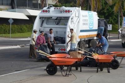 Se espera un incremento de basura del 50% en vacaciones de semana santa: Limpia Pública