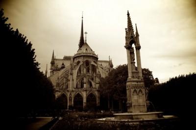 Una mexicana en Notre Dame