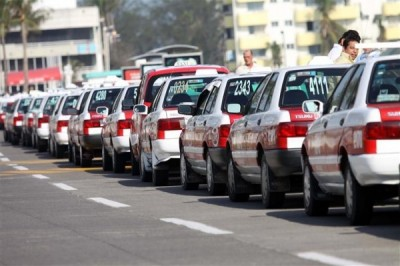 Esperan taxistas un incremento del 50% en servicios durante Semana Santa