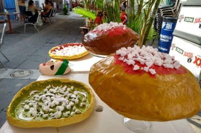 Inauguran en el Barrio de la Huaca, exposición de