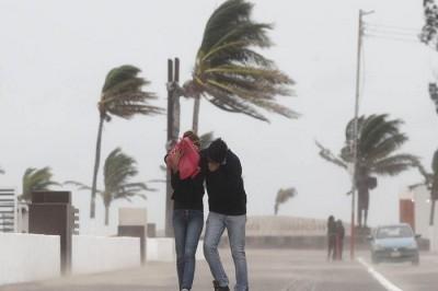 Protección Civil de  Boca del Río emite recomendación a nuevo evento de norte