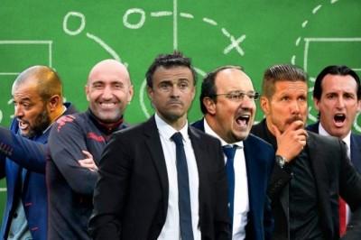 'Los entrenadores locos'