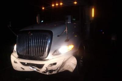 Se registra accidente carretero; Deja 4 heridos