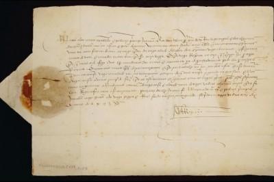 Halla carta histórica