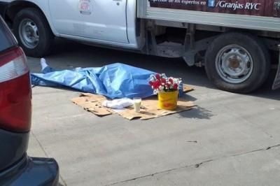 Muere hombre de un infarto en Mercado Malibrán