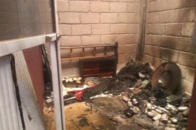 Se reporta explosión de gas en vivienda de Xalapa