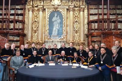 Impulsan la investigaciónprioridad para la Academia Nacional de Historia y Geografía.