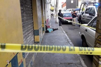 Muere hombre en situación de calle