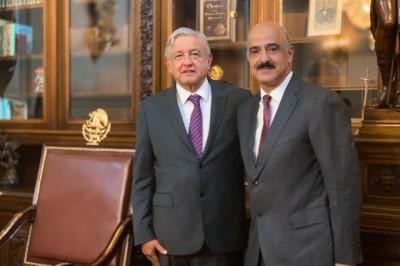 Pide AMLO a Ricardo Ahued limpiar aduanas de corrupción