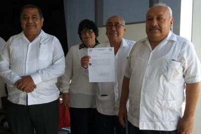 Nombran a José Reyes delegado del Sindicato de Trabajadores Portuarios