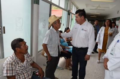 Hospitales rurales de IMSS, urgente fortalecer
