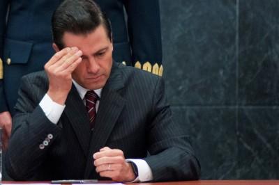 ASF hunde a Peña Nieto; sabía de los desvíos de Duarte y Robles