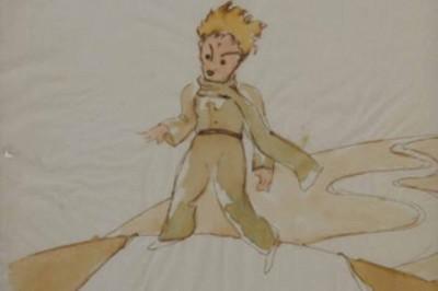Descubren bocetos de 'El Principito'