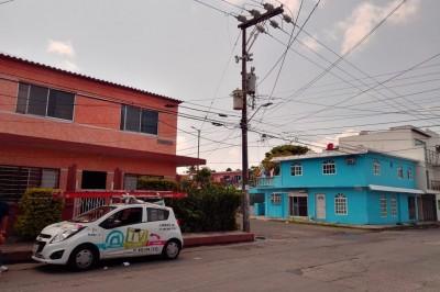 Soluciona CFE cortes de energía en colonia de Boca del Río