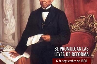Leyes de Reforma, ¿qué fueron y cuál fue su propósito?