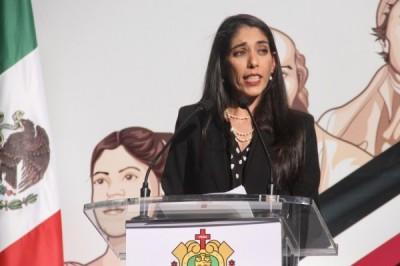FGE no registró 10 mil carpetas de investigación: Verónica Hernández
