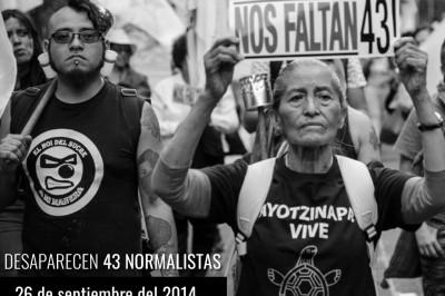 #NosFaltan43: ¿Cómo ha avanzado la investigación de los 43 normalistas?