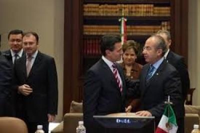 Violaron Peña Nieto y Calderón códigos para condonar adeudos