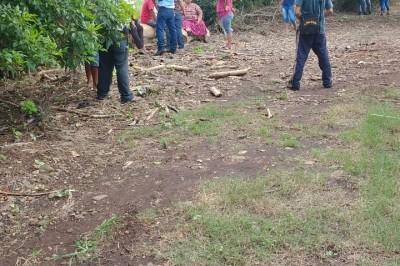 Entre cañales hallan cadáver de una mujer en Paso del Macho