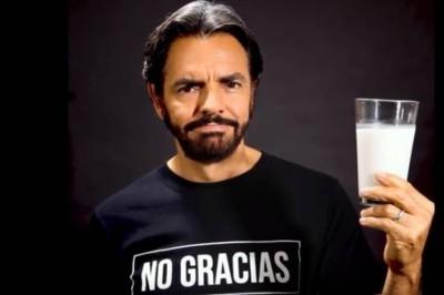 Critican en redes campaña de Eugenio Derbez