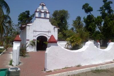 Primera iglesia de México