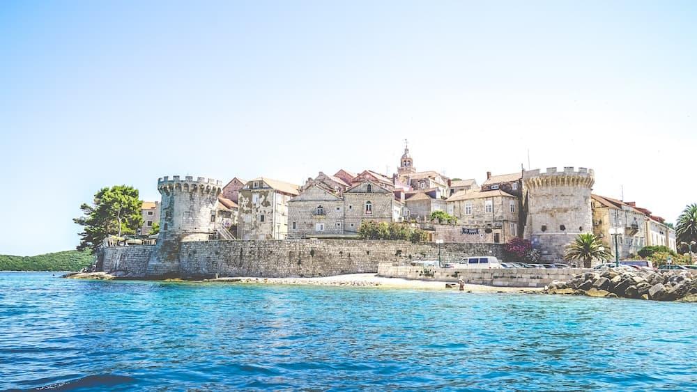 Korc-ula-Croatia