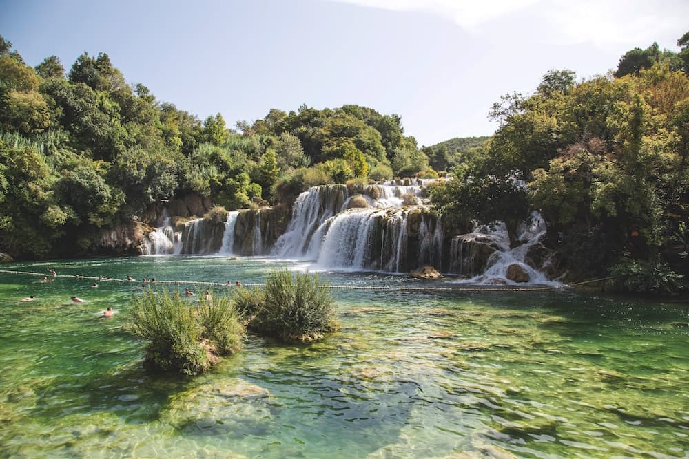Krka-National-Park--Croatia