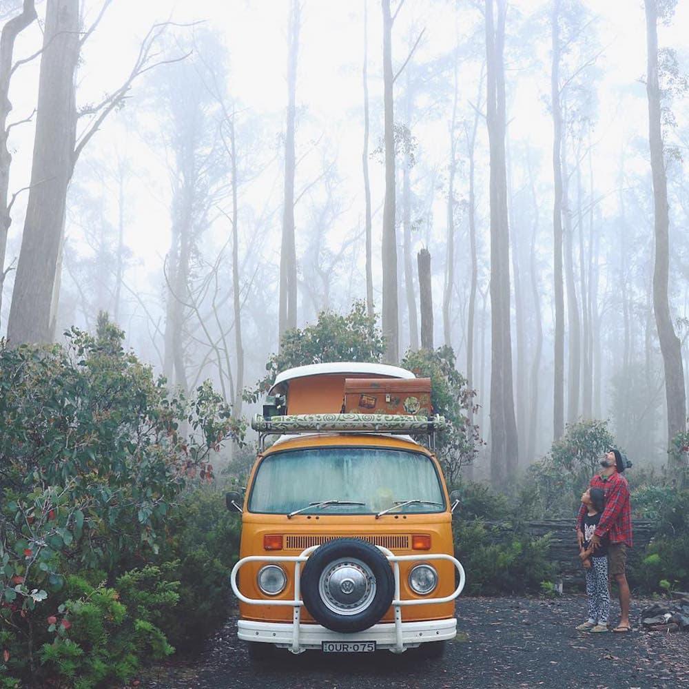 Van-life-in-Tasmania