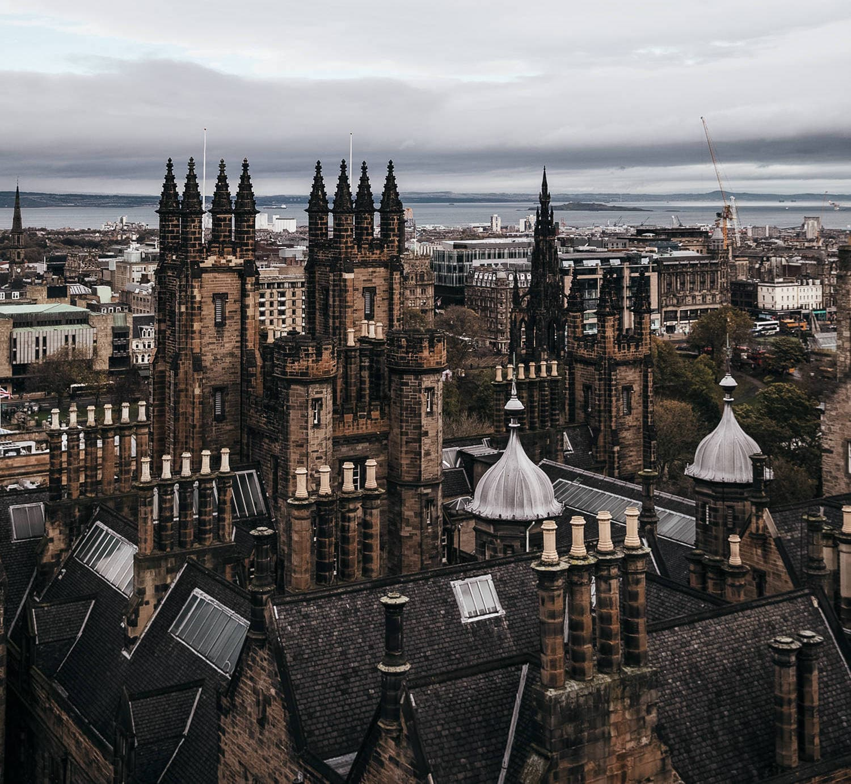 Edition 40: Edinburgh, Scotland