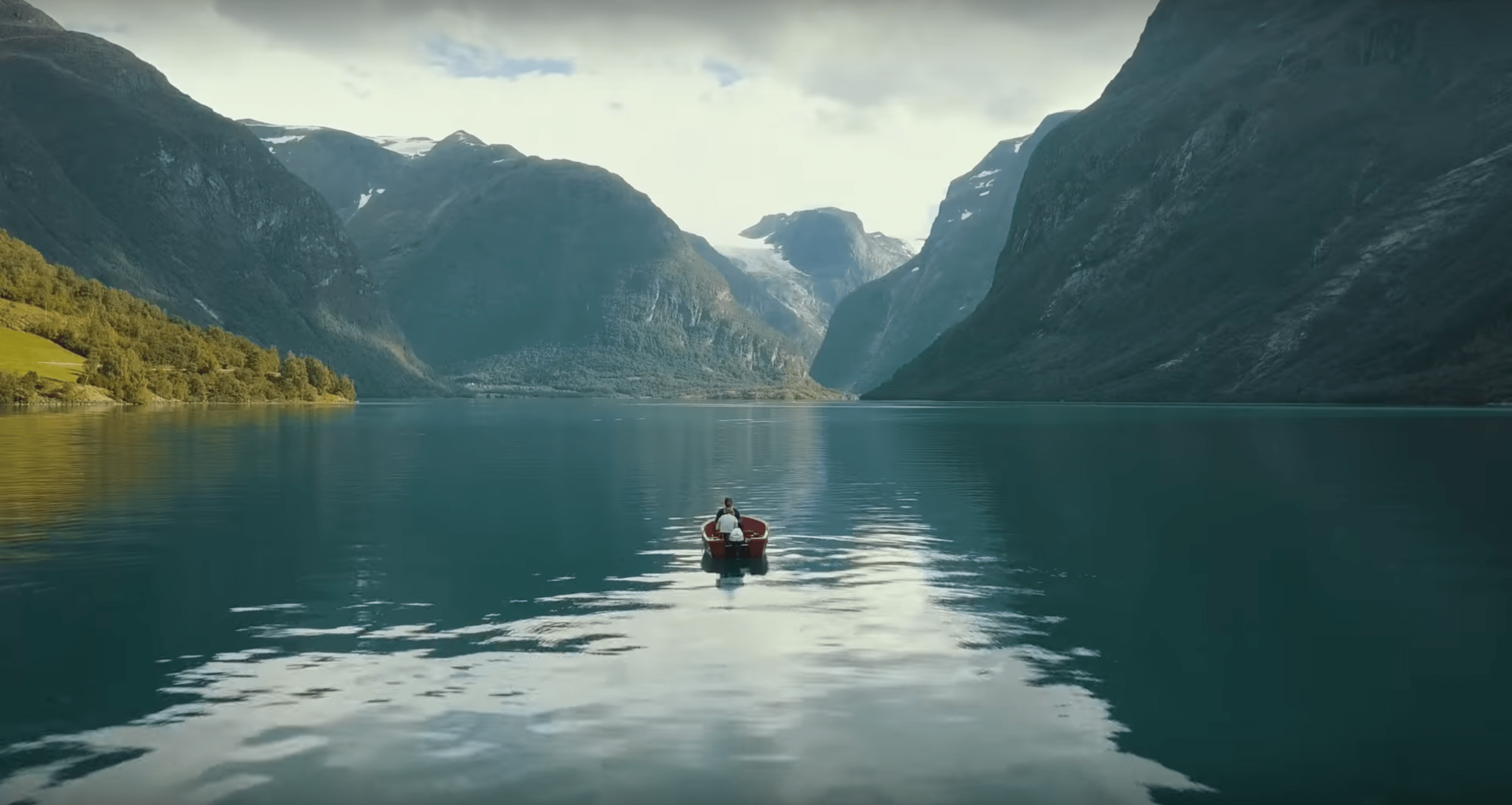 Discovery #1: Geiranger, Norway