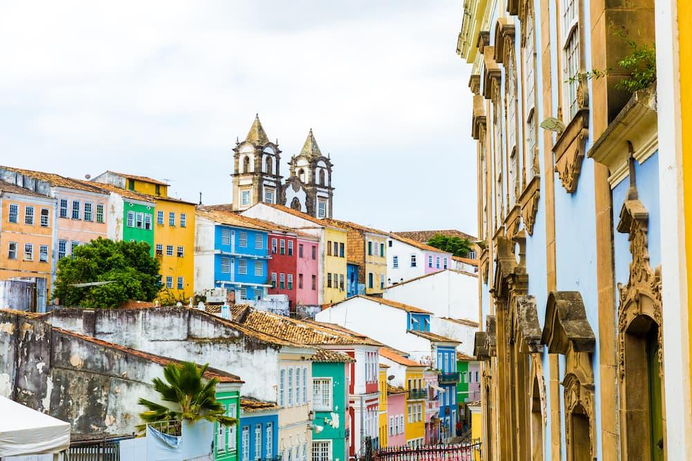 Salvador--Bahia--Brazil