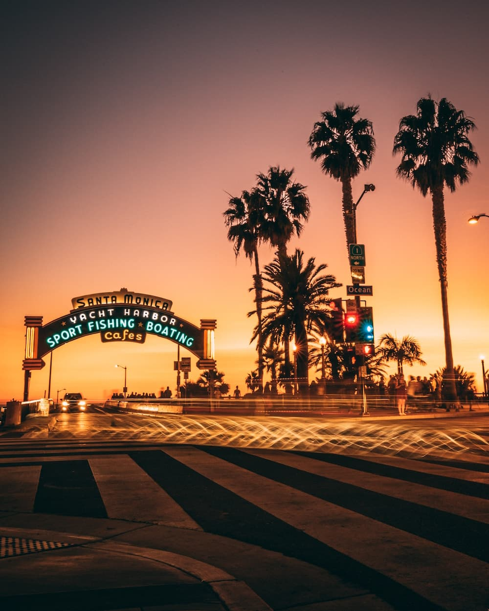 Santa-Monica--California