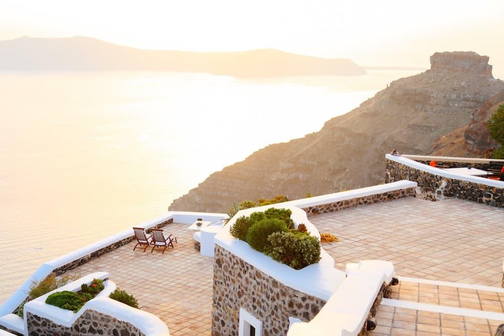 Santorini-Sunset