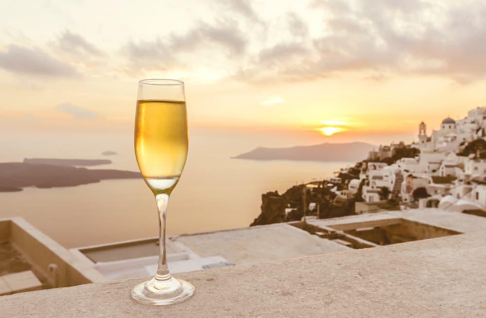 Santorini-Wine