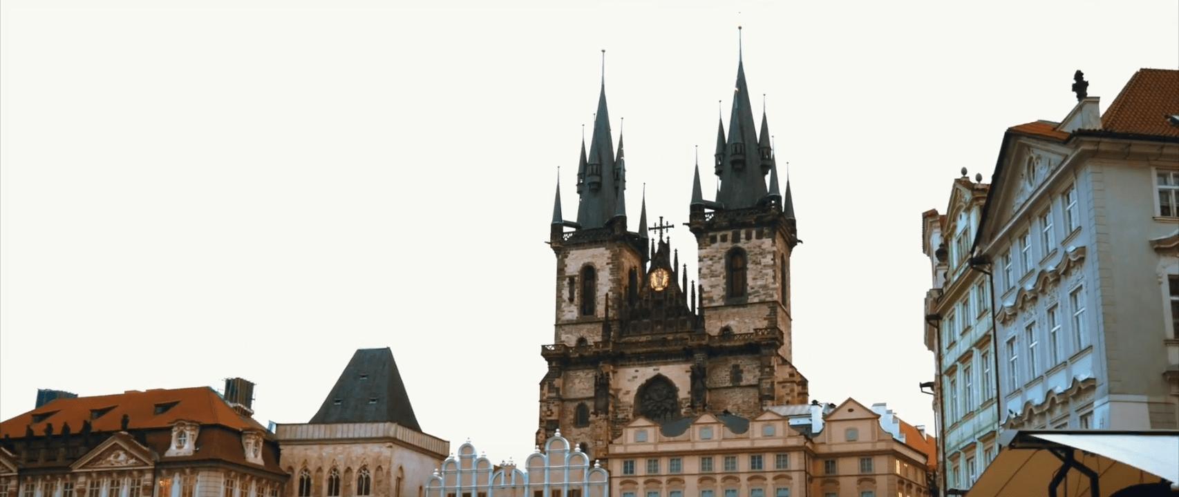 WATCH: Discovery #2 Prague, Czech Republic