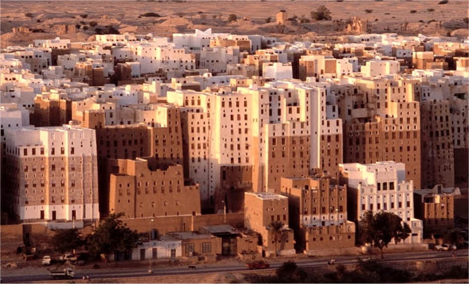 Shibam-Yemen