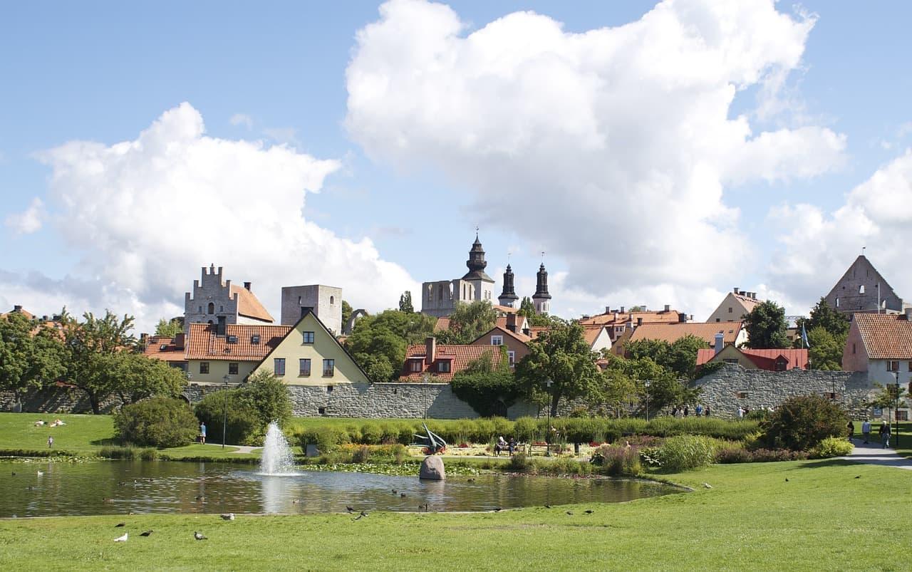 Visby--Sweden