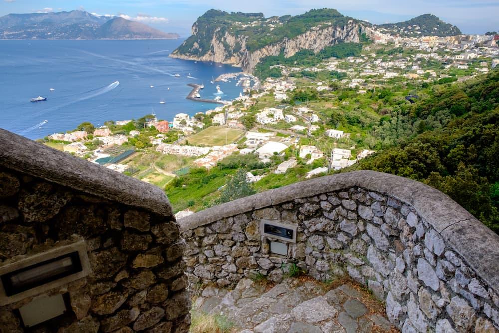 Capri--Italy