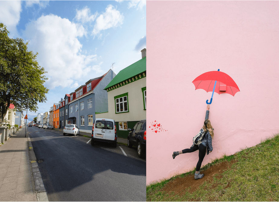City---Iceland