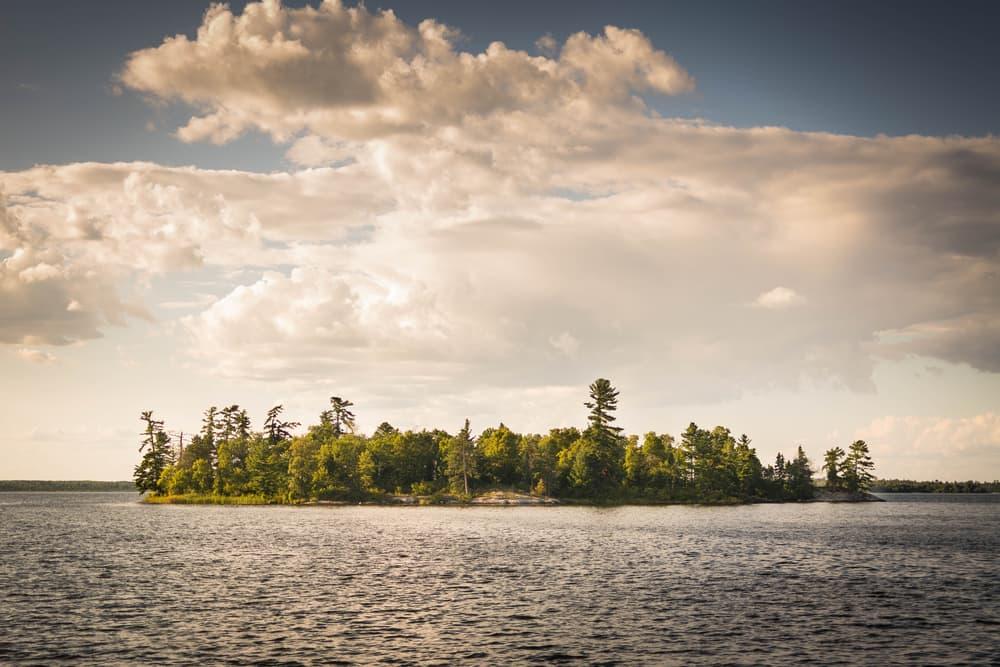 Lake Kabetogama