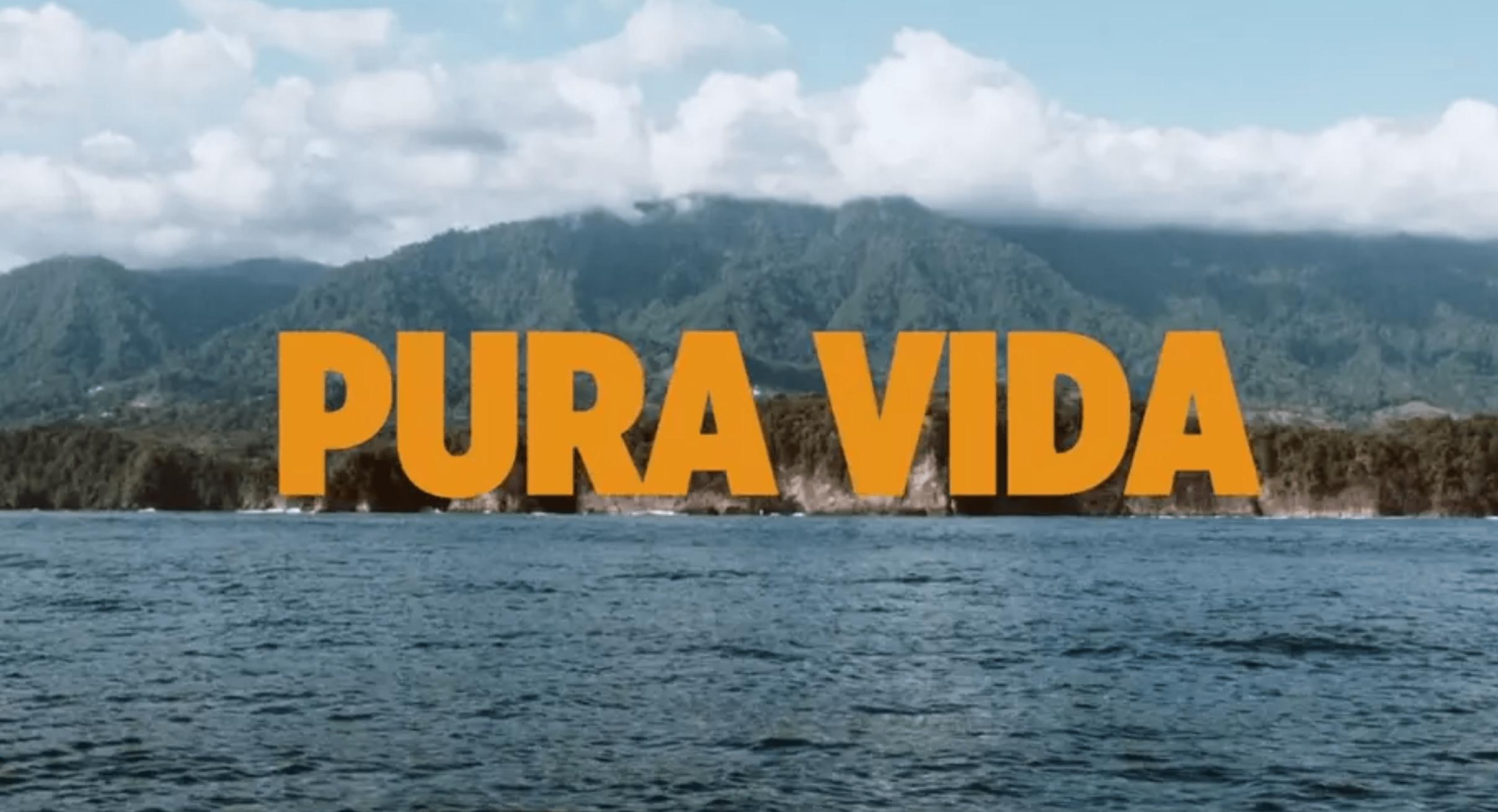 Video: Pura Vida in Costa Rica