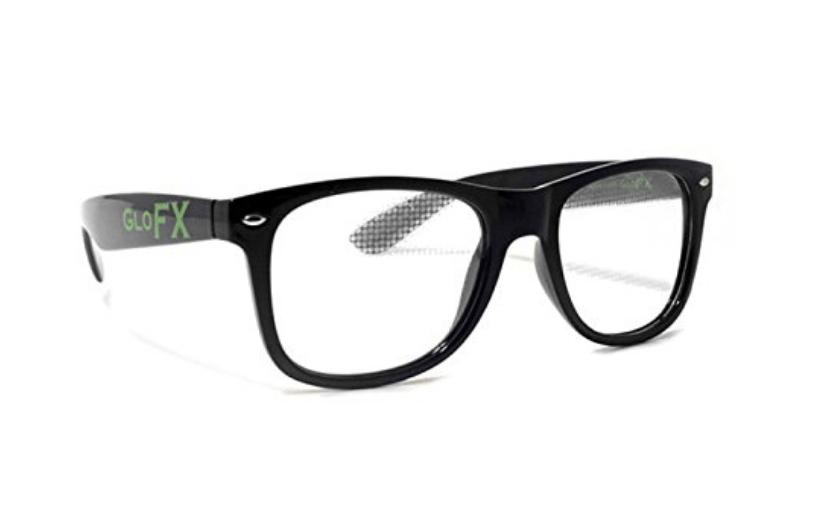 Disfraction Glasses