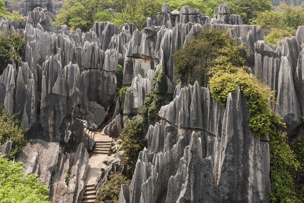 Shilin-Stone-Forest