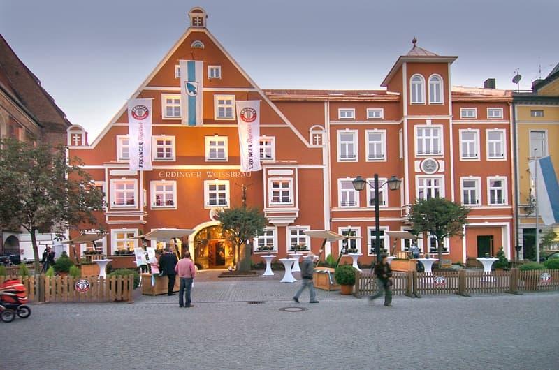 Erdinger-Brewery