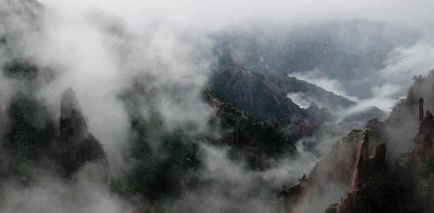 Mount-Huangshan