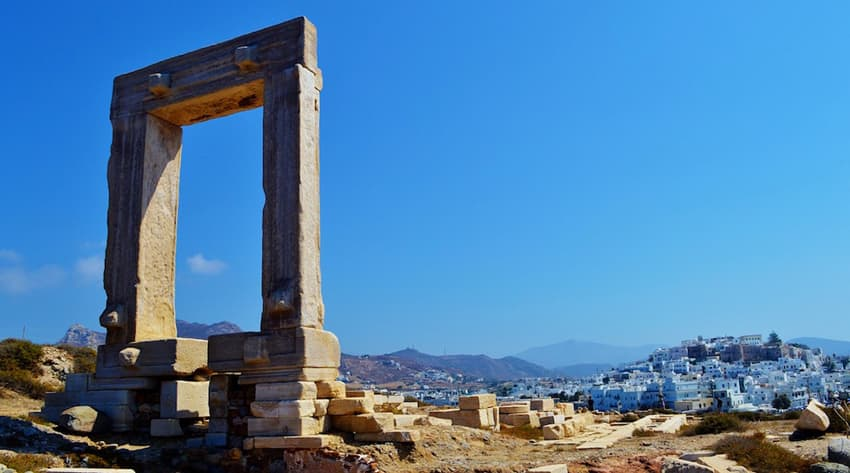 Naxos--Greece