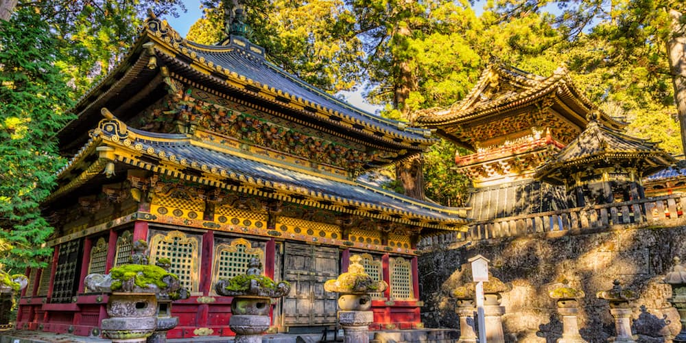 Nikko--Japan