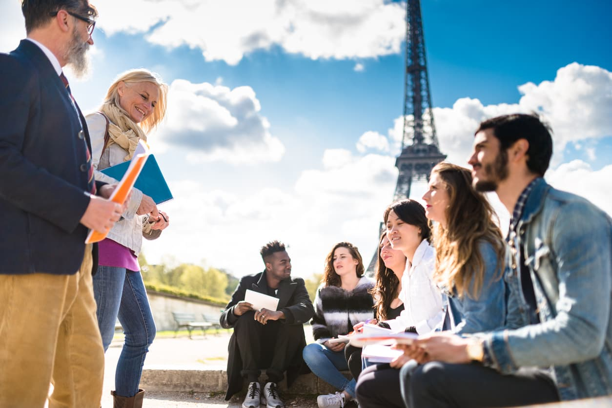 How To Study Abroad As An Adult