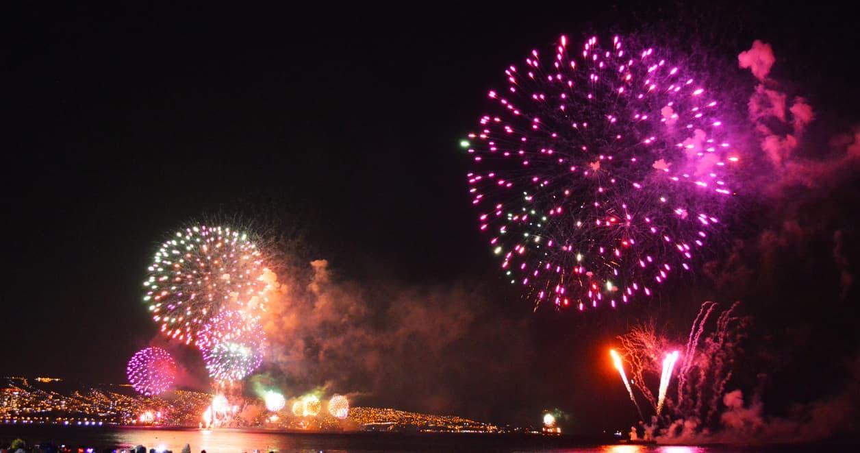 Valparaíso New Year