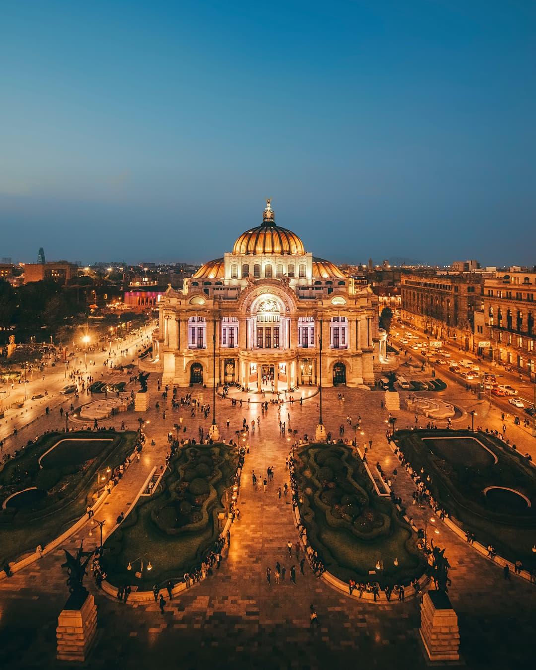 Edition 52: Mexico City, Mexico
